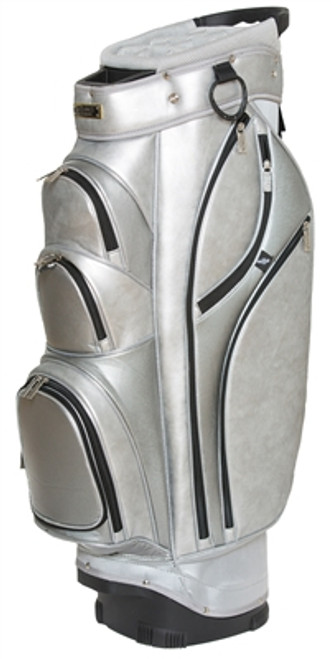Glove It Signature Silver Suede Ladies Golf Bag