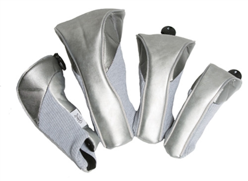 Glove It Signature Silver Suede Ladies Golf Club Covers