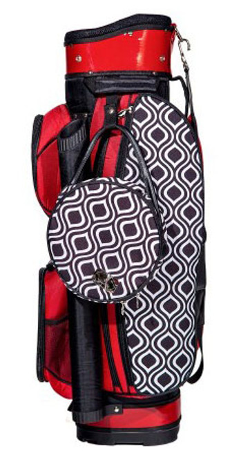 Sassy Caddy New Orleans Ladies Golf Bag