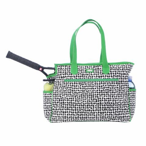 Ame & Lulu Poppy Tennis Court Bag - Only 2 Left!