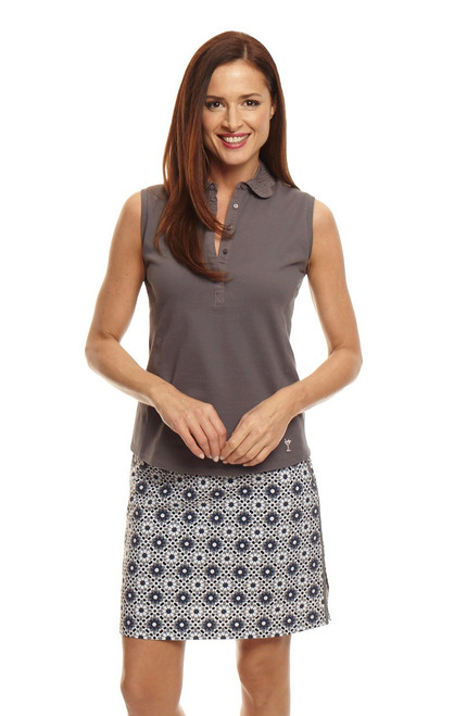 Golftini Spirited Pull On Skort