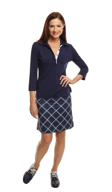 Golftini Balanced Pull On Tech Skort