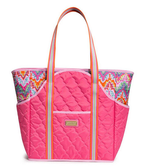 cinda b Calypso Tennis Court Bag
