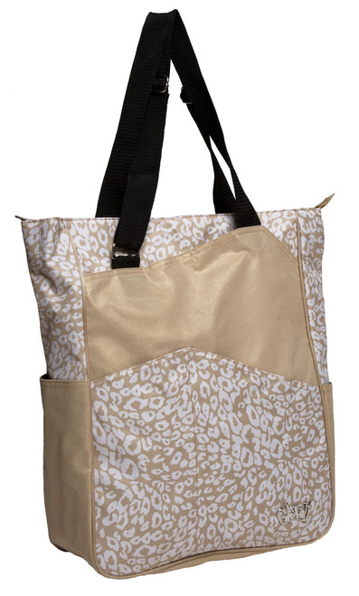 Glove It Uptown Cheetah Tennis Tote Bag