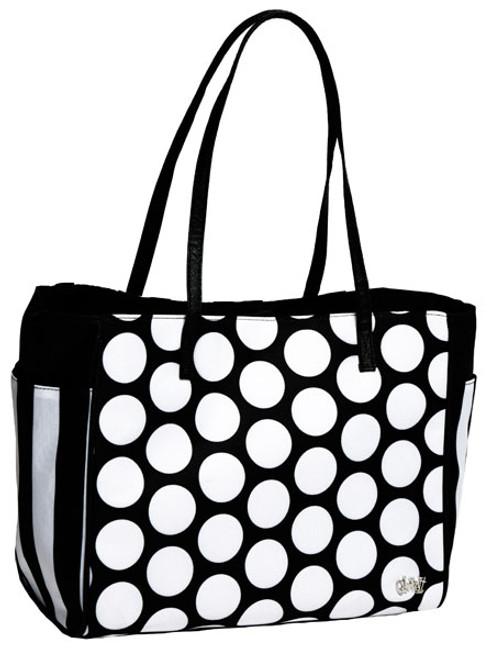 Glove It Mod Dot Tote Bag