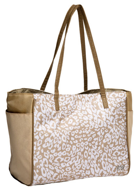 Glove It Uptown Cheetah Tote Bag