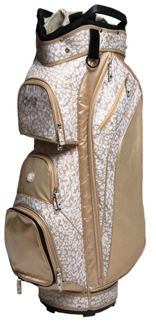 Glove It Uptown Cheetah Ladies Golf Bag