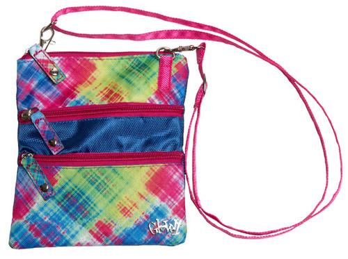 Glove It Electric Plaid 3 Zip Golf Accessory Bag