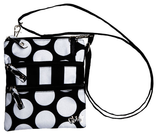Glove It Mod Dot 3 Zip Golf Accessory Bag
