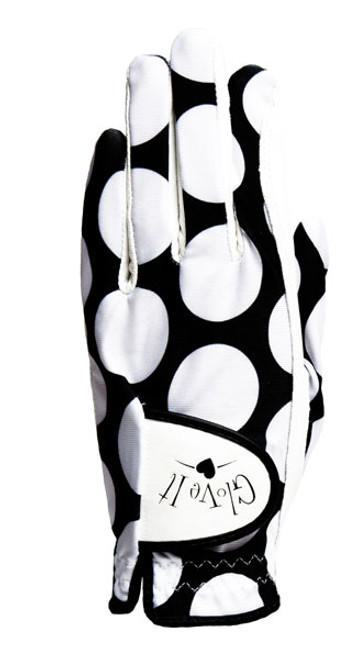 Glove It Mod Dot Ladies Golf Glove