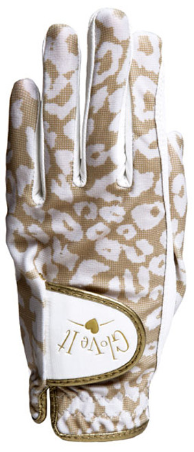 Glove It Uptown Cheetah Ladies Golf Glove