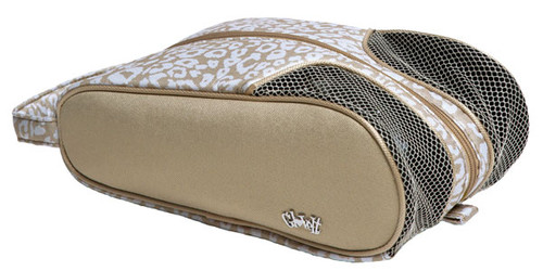 Glove It Uptown Cheetah Ladies Shoe Bag