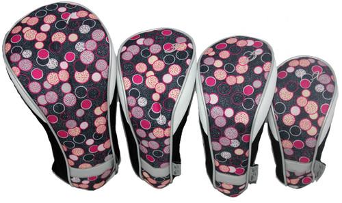 Taboo Fashions Ladies Poppin Bottles Club Cover Set