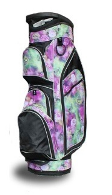 Taboo Fashions Monaco Night Orchid Ladies Golf Bag
