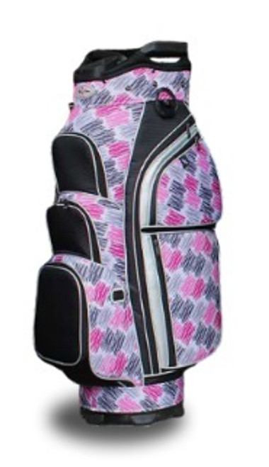 Taboo Fashions Allure Curtain Call Ladies Golf Bag