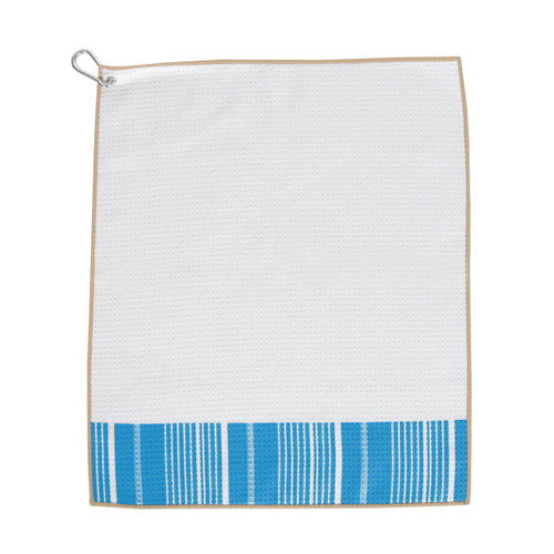 A&L Ticking Stripe Golf Towel