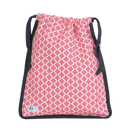 A&L Clover Drawstring Shoe Bag