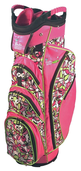 Birdie Babe Flower Power Ladies Golf Bag