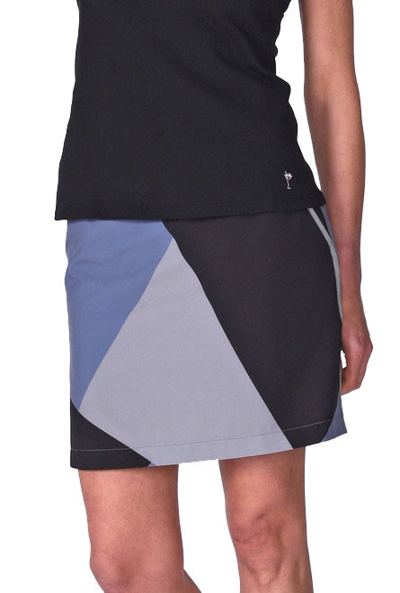 Golftini Out of the Blue Performance Golf Skort