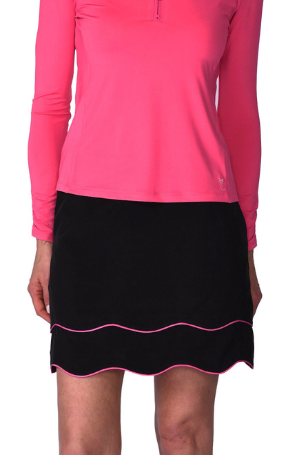 Golftini Double Trouble Performance Golf Skort