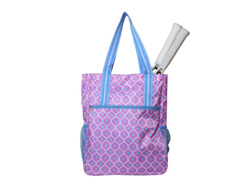 All For Color Good Catch Ladies Tennis Bag