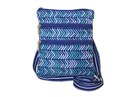All For Color Vacay This Way Crossbody Bag