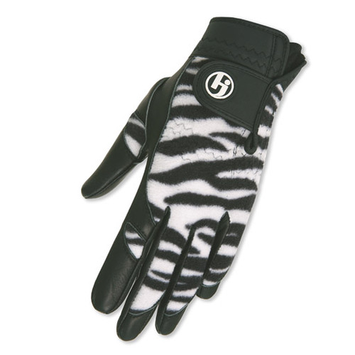 HJ Glove Zebra Ladies Winter Gloves (pair)