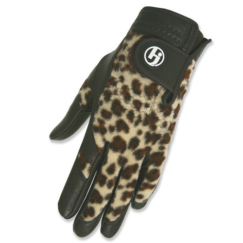 HJ Glove Leopard Ladies Winter Gloves (pair)