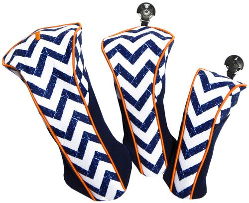 Glove It Coastal Tile Golf Club Cover Set - 1 Left!