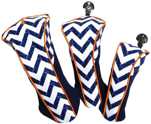 Glove It Coastal Tile Golf Club Cover Set