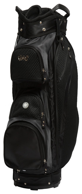 Glove It Black Mesh Ladies Golf Bag