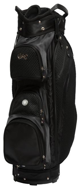 Glove It Black Mesh Ladies Golf Bag