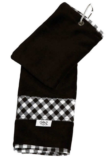 Glove It Checkmate Ladies Golf Towel