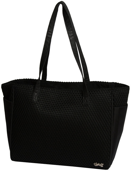 Glove It Black Mesh Tote Bag