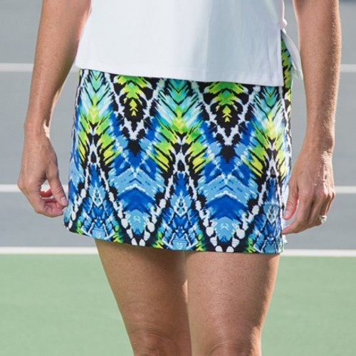 FestaSports Mediterranean Sporty Tennis Skort