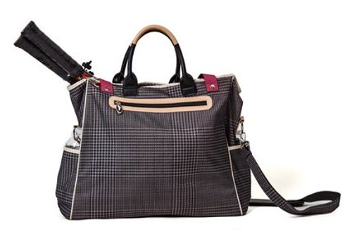 Sassy Caddy Notting Hill Tennis Tote Bag