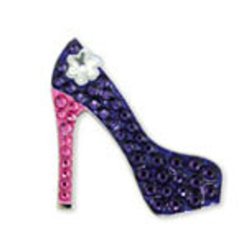Bonjoc Royal Stiletto Swarovski Crystal Ball Marker