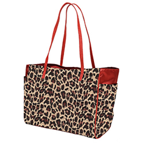 Glove It Leopard Ladies Golf Tote Bag