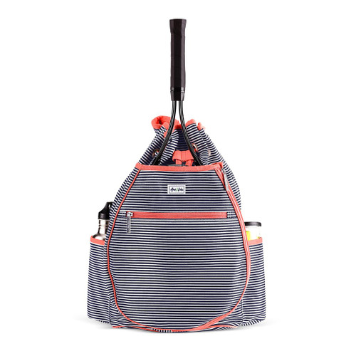 Ame & Lulu Kingsley Tennis Backpack - Blaine