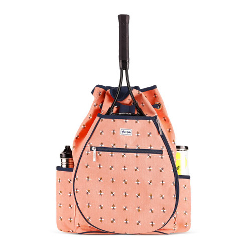 Ame & Lulu Kingsley Tennis Backpack - Bees Knees