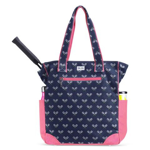 Ame & Lulu Emerson Tennis Tote Bag - Match Point