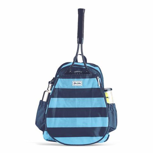 Ame & Lulu Game On Tennis Backpack - Salty