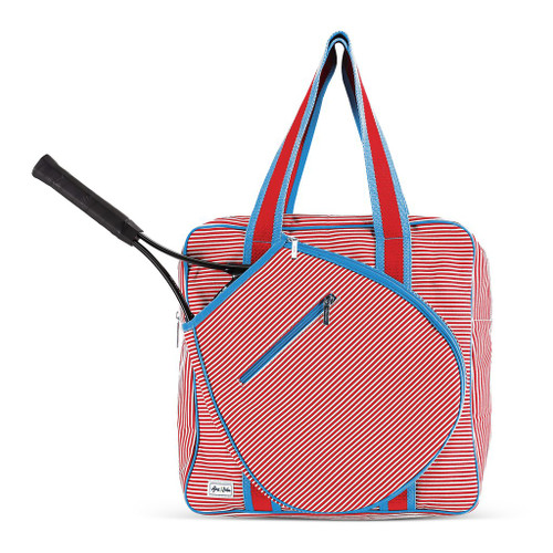 Ame & Lulu Icon Tennis Bag - Bitsy