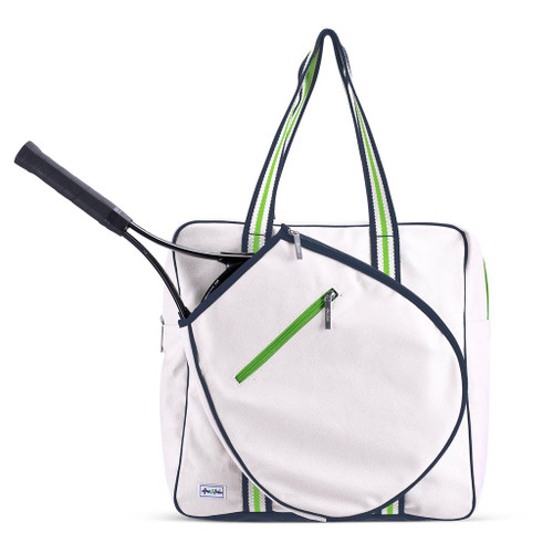 Ame & Lulu Icon Tennis Bag - Cabana 88
