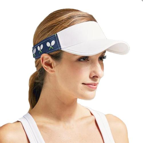 Ame & Lulu Victory Tennis Visor
