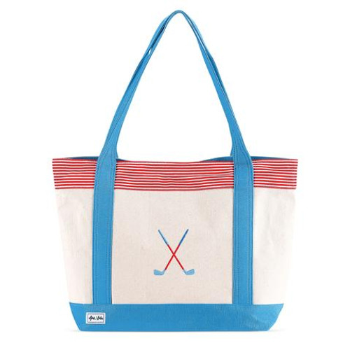 A&L Bitsy Golf Lovers Tote