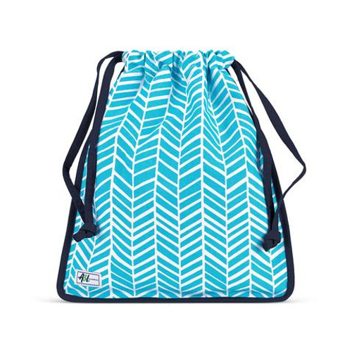 A&L Surf Drawstring Shoe Bag