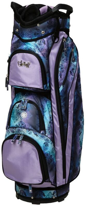 Glove It Lilac Paisley Ladies Golf Bag