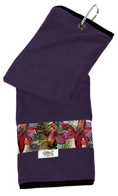 Glove It Tropical Ladies Golf Towel