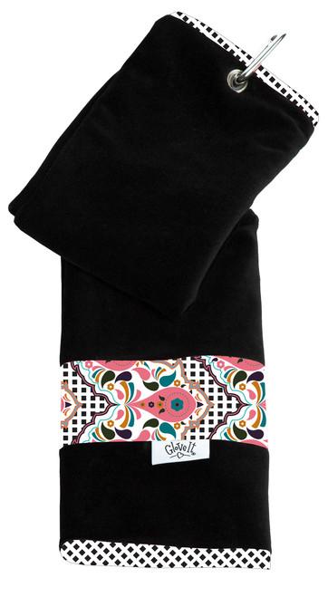 Glove It Marrakesh Ladies Golf Towel
